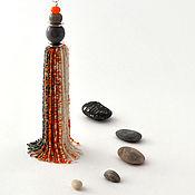 Украшения handmade. Livemaster - original item The positive everyday - necklace-suspension. Handmade.