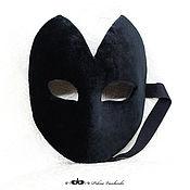 Одежда ручной работы. Ярмарка Мастеров - ручная работа Карнавальная маска Моретта. Handmade.