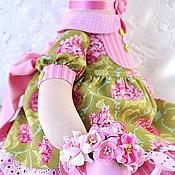 Куклы и игрушки ручной работы. Ярмарка Мастеров - ручная работа Мисс Элизабет. Зайка игрушка текстильная. Handmade.