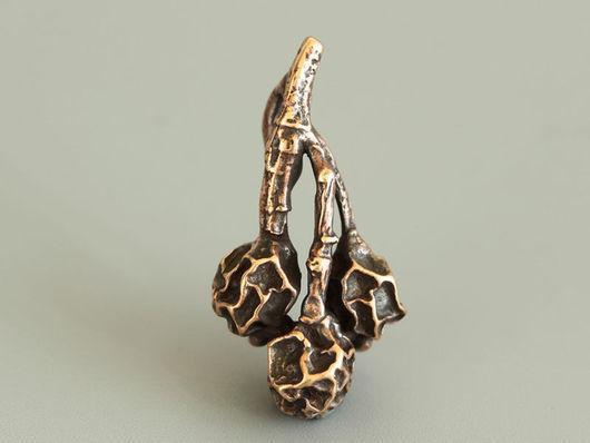 Для украшений ручной работы. Ярмарка Мастеров - ручная работа. Купить Реликтовый лес 2609-200 (2). Handmade. Коричневый