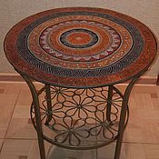 Для дома и интерьера ручной работы. Ярмарка Мастеров - ручная работа Прикроватный столик. Handmade.