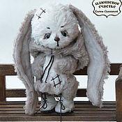 """Куклы и игрушки ручной работы. Ярмарка Мастеров - ручная работа Зайка """"Тася"""" тедди. Handmade."""