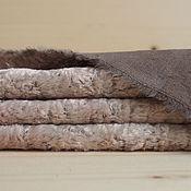 Материалы для творчества ручной работы. Ярмарка Мастеров - ручная работа Плюш винтажный 43. Handmade.