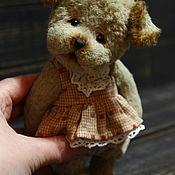 Куклы и игрушки handmade. Livemaster - original item Teddy Bears: Puppy Teddy Molly.... Handmade.
