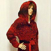 Одежда ручной работы. Ярмарка Мастеров - ручная работа Пальто Любимое. Handmade.