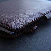 Канцелярские товары handmade. Livemaster - original item notebook genuine leather. Handmade.