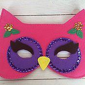 Подарки к праздникам ручной работы. Ярмарка Мастеров - ручная работа Карнавальные маски. Handmade.