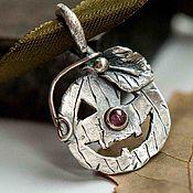 Украшения handmade. Livemaster - original item Pendant silver pendant, silver pendant