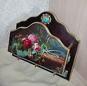 Для дома и интерьера handmade. Livemaster - original item The housekeeper with a pocket