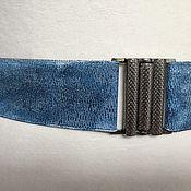 Аксессуары handmade. Livemaster - original item the belt-gum, jeans, the belt height 40mm - 2500 rubles, different prices. Handmade.