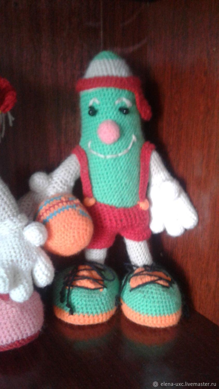 малыш-карандаш, Мягкие игрушки, Краснодар,  Фото №1