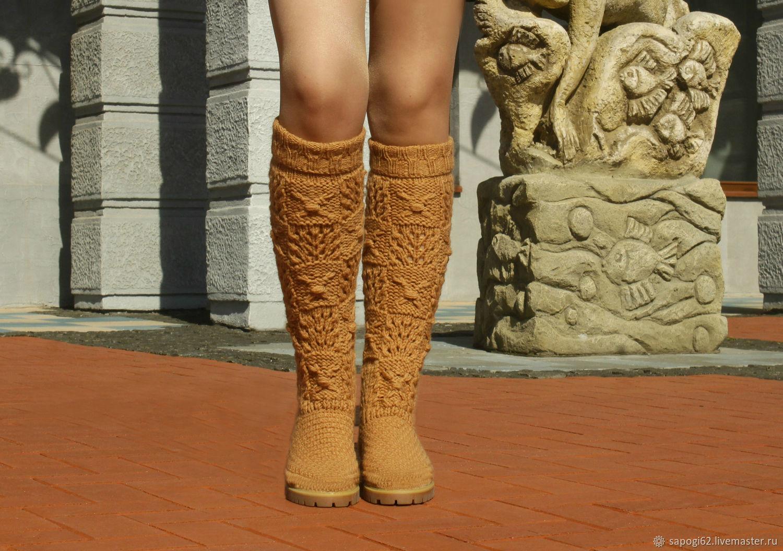 Demi-season boots ' Sofia', High Boots, Ryazan,  Фото №1