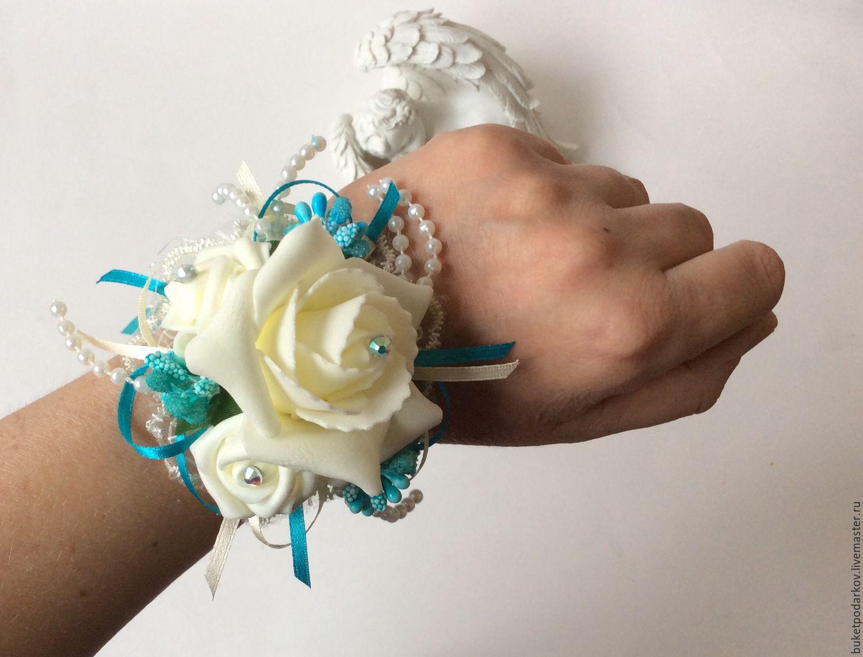 Бутоньерки для подружек невесты своими руками мастер класс 24