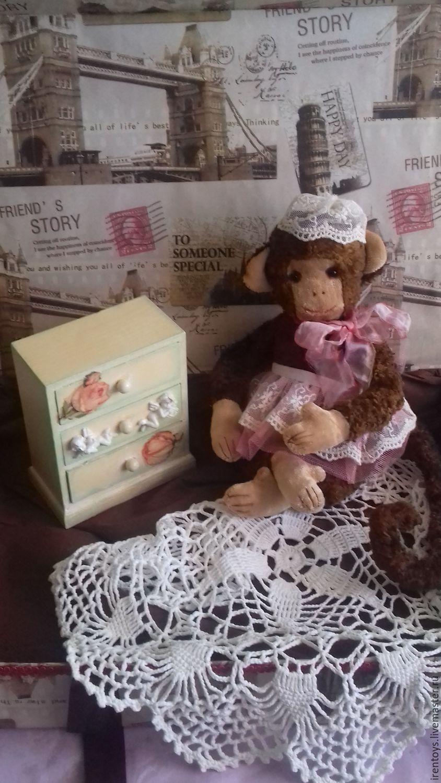 monkey sonya, Stuffed Toys, Stavropol,  Фото №1