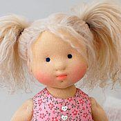 Куклы и игрушки ручной работы. Ярмарка Мастеров - ручная работа Нежная Мэй, 35 см. Handmade.