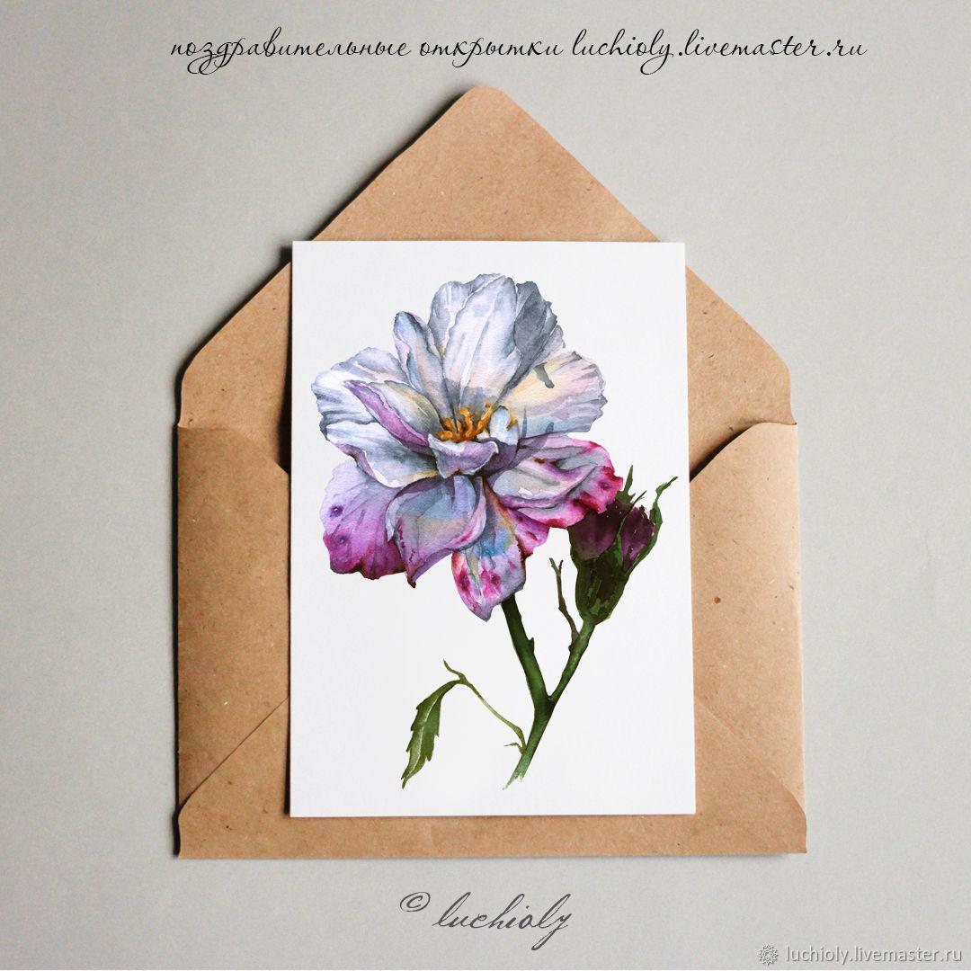 Картинках днем, цветы для авторских открыток