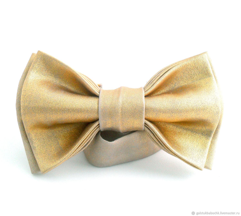 Галстук-бабочка золотая, Бабочки, Самара,  Фото №1