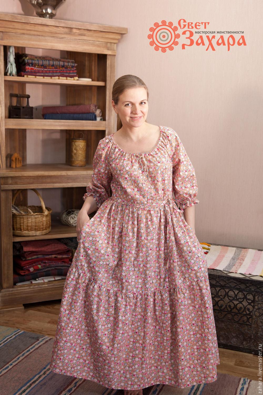 Платье ярусное, Платья, Киров, Фото №1