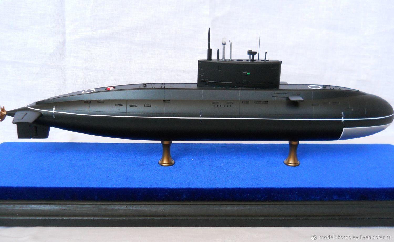 Модель 636.3 (1:200), Модели, Севастополь,  Фото №1