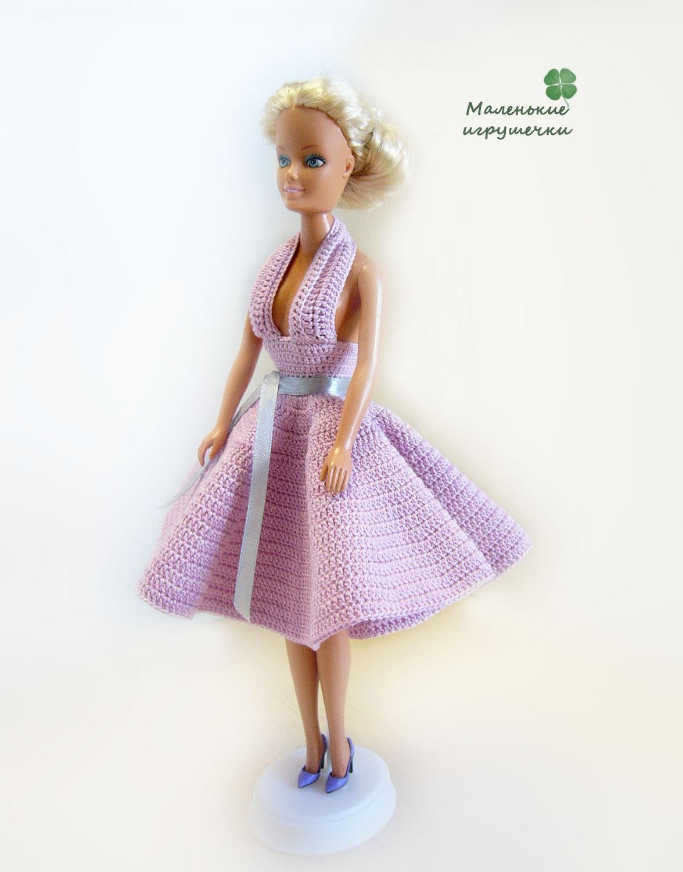 Как сшить платье для куклы пошаговое фото - Мой секрет 129