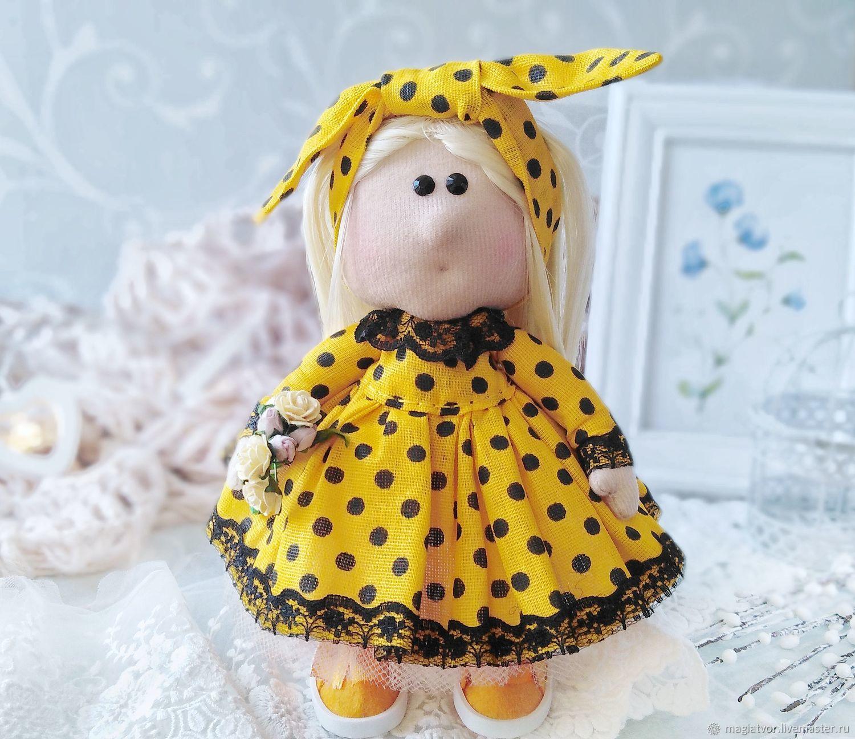Кукла Софи, Куклы Тильда, Павловск,  Фото №1