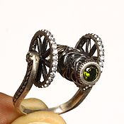 Украшения handmade. Livemaster - original item exclusive ring