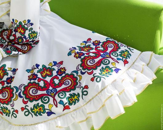 Татарская национальная женская одежда купить
