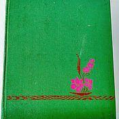 Vintage books handmade. Livemaster - original item Encyclopedia of home Economics 1978. Handmade.