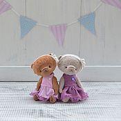 Куклы и игрушки ручной работы. Ярмарка Мастеров - ручная работа Мишка тедди Есения. Handmade.