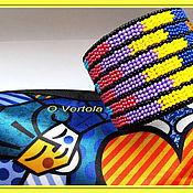 """Украшения ручной работы. Ярмарка Мастеров - ручная работа Браслет """"Арлекин"""". Handmade."""