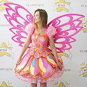Одежда handmade. Livemaster - original item Winx Fairy Stella 7 season. Handmade.