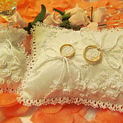 Свадебный салон handmade. Livemaster - original item Wedding set