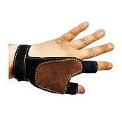 handmade. Livemaster - original item Naiad Archery Glove. Handmade.
