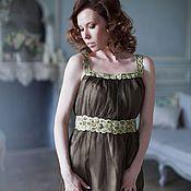Одежда ручной работы. Ярмарка Мастеров - ручная работа Афродита (платье). Handmade.