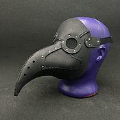Субкультуры handmade. Livemaster - original item Plague Classic Mask. Handmade.