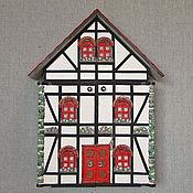Для дома и интерьера handmade. Livemaster - original item Housekeeper Alpine house locker 2. The housekeeper wall.. Handmade.