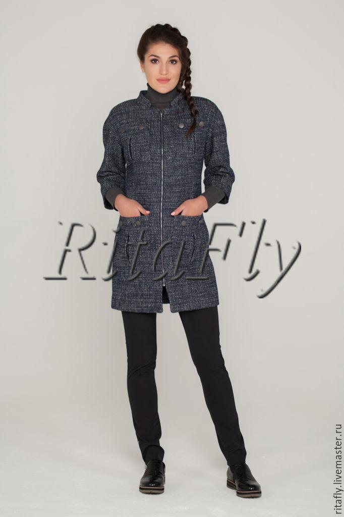 e2e9db069d3 Верхняя одежда ручной работы. Ярмарка Мастеров - ручная работа. Купить 312   Женское пальто ...