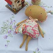 Куклы Тильда ручной работы. Ярмарка Мастеров - ручная работа Sweetheartbumblebee милый шмель. Handmade.