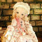 Куклы и игрушки handmade. Livemaster - original item Paul textile interior collectible art doll as a gift. Handmade.