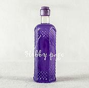 Материалы для творчества handmade. Livemaster - original item Silicone molds for soap Bottle hex. Handmade.