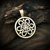 Фен-шуй и эзотерика handmade. Livemaster - original item Guardian Wheel of Life, charms charms,bronze, Nickel silver. Handmade.