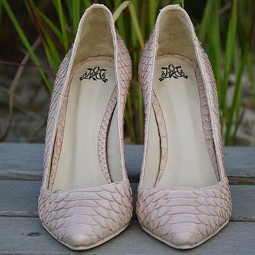 Обувь ручной работы. Ярмарка Мастеров - ручная работа Туфли женские. Handmade.