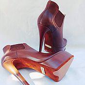 Обувь ручной работы. Ярмарка Мастеров - ручная работа Батильоны ручной работы. Handmade.