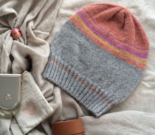Шапки ручной работы. Ярмарка Мастеров - ручная работа. Купить Вязаная шапка из альпаки. Handmade. Шапка, теплая шапка