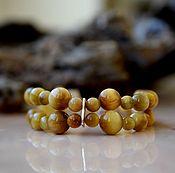 Украшения handmade. Livemaster - original item Tiger eye. bracelet. Handmade.