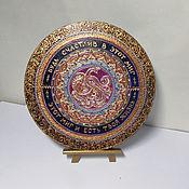 Картины и панно handmade. Livemaster - original item Golden Mandala