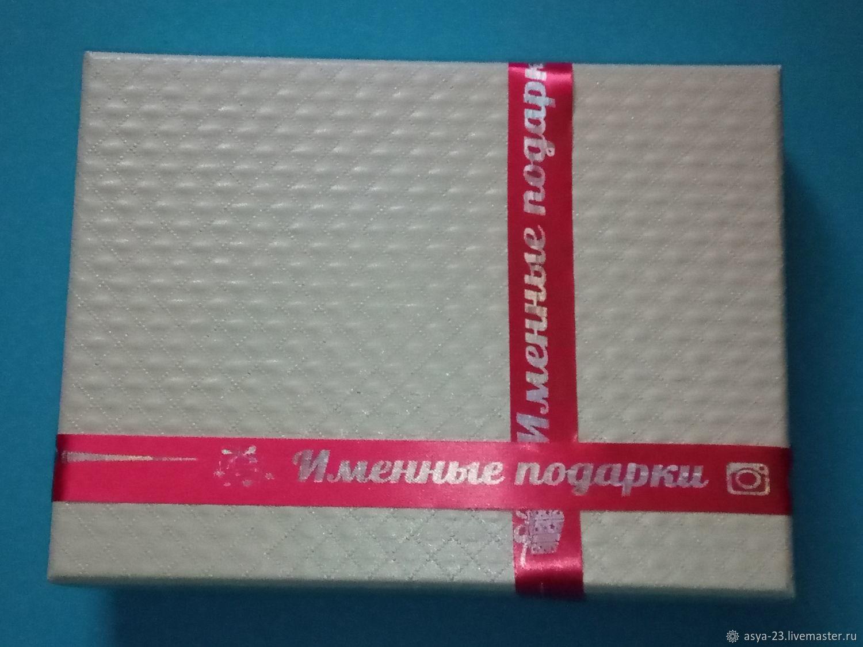 Лента с логотипом, Этикетки, Учкекен,  Фото №1