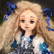 Куклы и игрушки ручной работы. Ярмарка Мастеров - ручная работа Авторская коллекционная кукла Julia. Handmade.