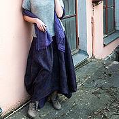 """Одежда ручной работы. Ярмарка Мастеров - ручная работа Юбка валяная """"Турандот"""". Handmade."""