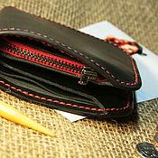Сумки и аксессуары handmade. Livemaster - original item Wallet with coin. Handmade.